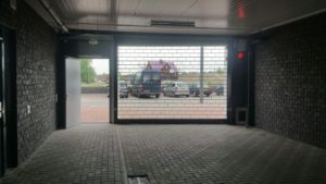 Parkeergarage hek Berflo Mooi Enschede