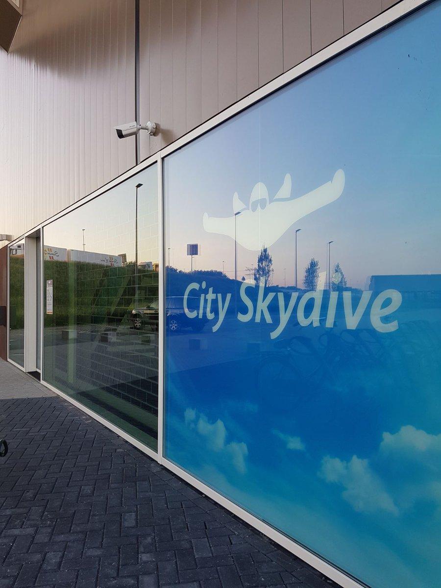 City Skydive Utrecht - Stackdoor