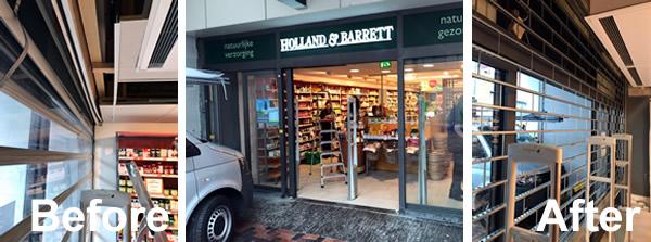 Holland Barrett Amsterdam Stackdoor