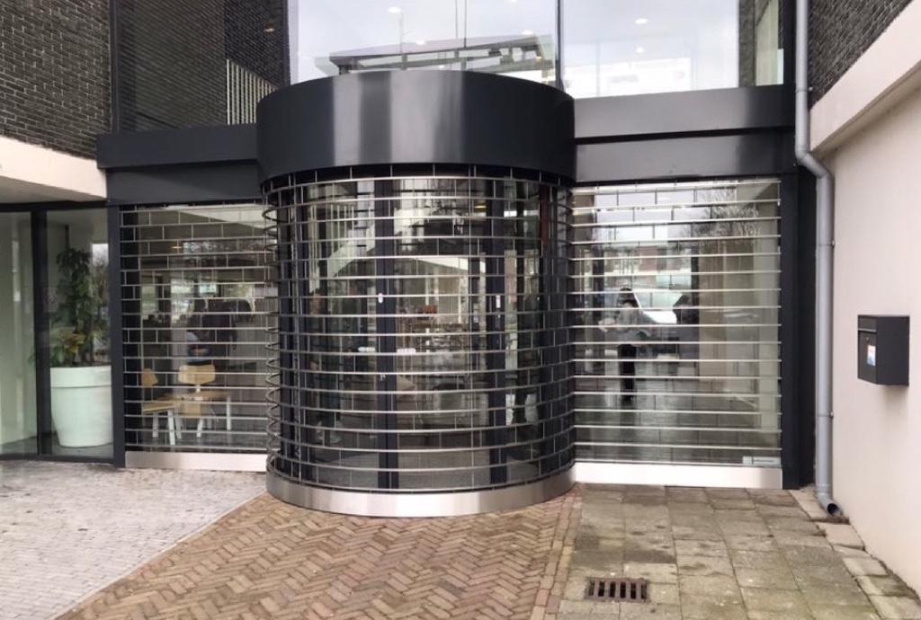 Portaal Utrecht stackdoor