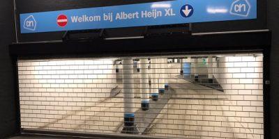 Stackdoor Albert Hein XL Alkmaar