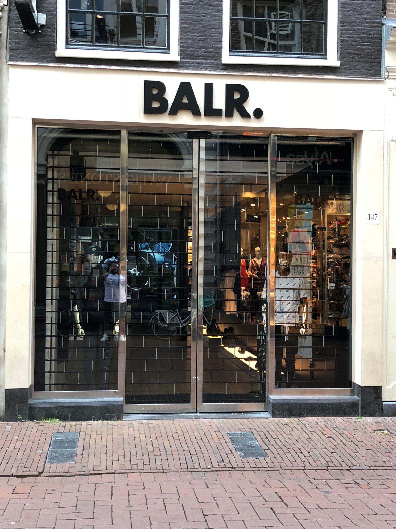 BALR Kalverstraat Amsterdam