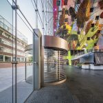 Stackdoor Curved Markthal Rotterdam