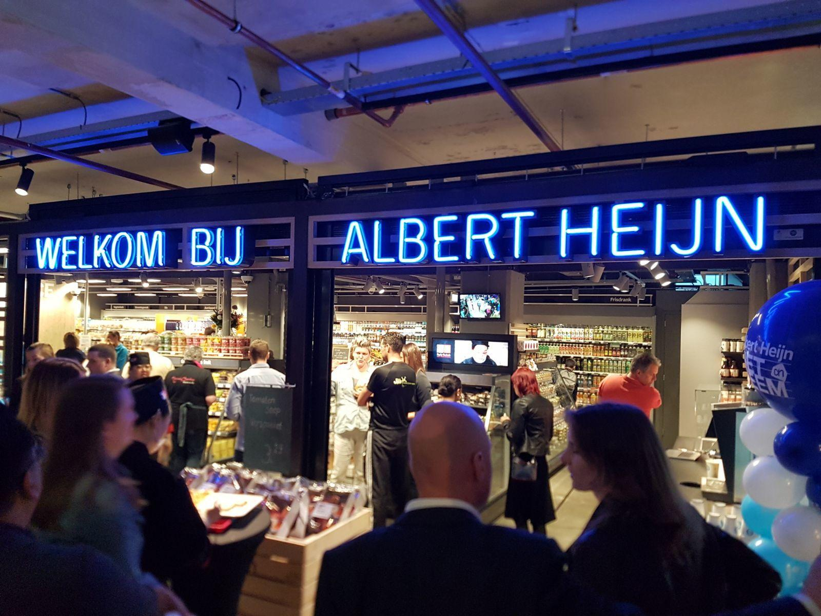 Albert Heijn Urban in Eindhoven -Stackdoor