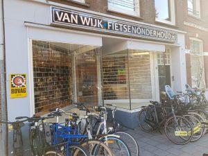 van Wijk fiets en onderhoud