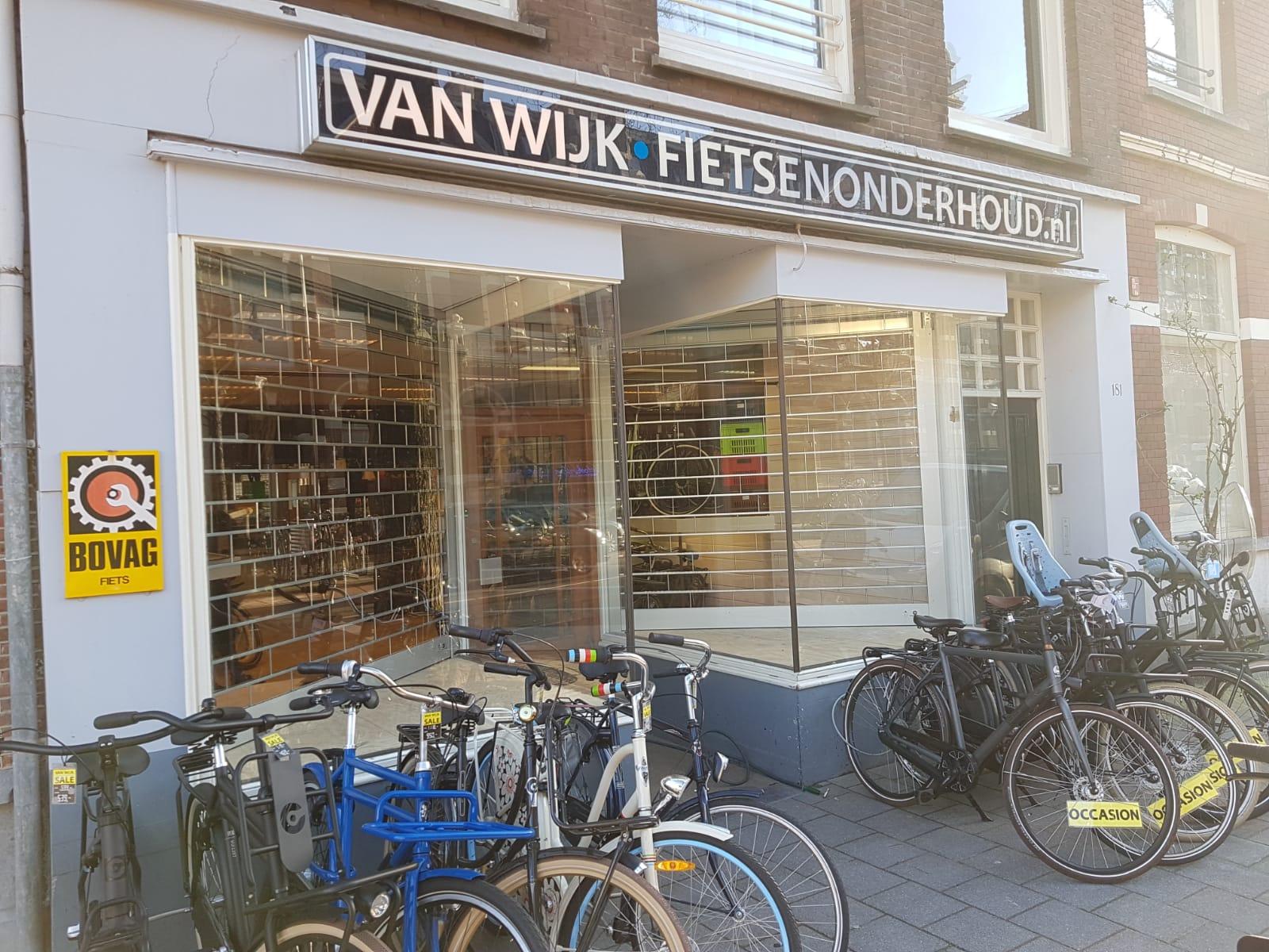 van Wijk fietswinkel